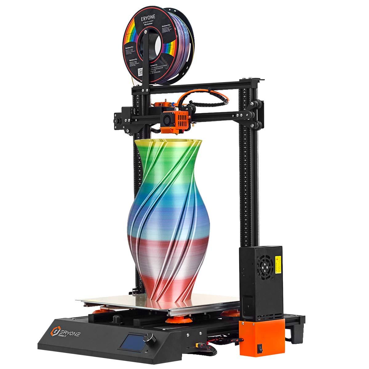 Impresora 3D Eryone Thinker S, Superficie de Impresión PEI Súper ...