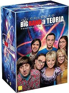 The Big Bang Theory - Todas As Temporadas (1ª A 8ª