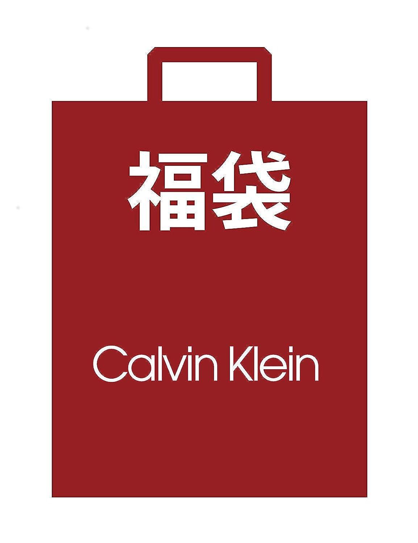 (カルバン クライン) Calvin Klein メンズセット ベルト マフラー ソックス 3点セット 【2017 HAPPY BAG】【先行販売 福袋】【バレンタイン】【ギフトセット】0103 並行輸入品