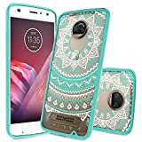 Moto Z2 Play Clear Case with H