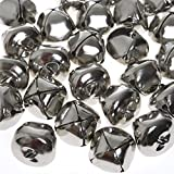 Toys : Jumbo Silver Jingle Bells,(24 pieces)