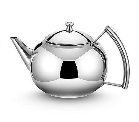 Amazon.com: OMGard - Tetera con infusor suelto, hoja de té ...