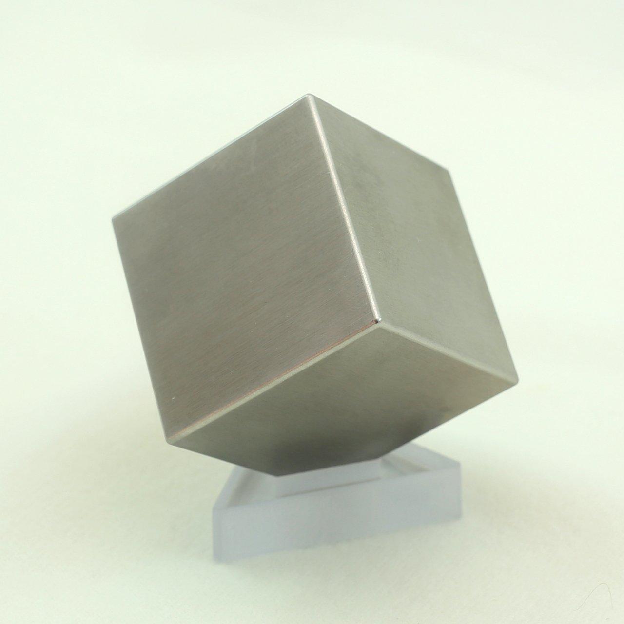Tungsten Cube - 1.5'' | One Kilo