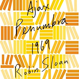 Ajax Penumbra 1969 Hörbuch