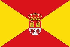 magFlags Bandera XL Gor, Granada, España | Bandera Paisaje | 2.16m² | 120x180cm: Amazon.es: Jardín