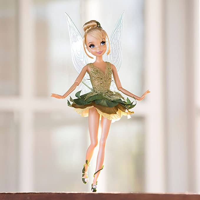 Amazon.com: Disney Tinkerbell muñeca Le Limitado de 4000 ...