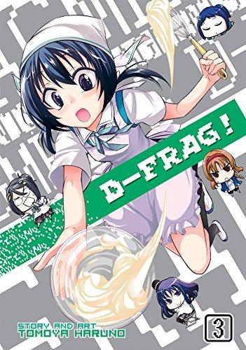 D-Frag! Vol. 3 Paperback – December 16, 2014