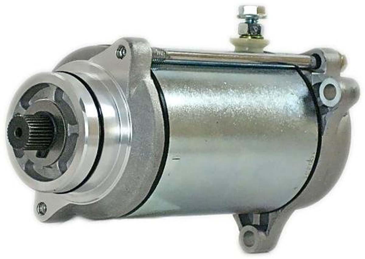 Kawasaki Starter ATV Protorque 300 Bayou 1986-2004 / 300 Lakota 1995-2003 / 300 Prairie 1999-2002 PH110-KW11 OEM# 21163-1141, 21163-1115, 21163-1080 by Pwc Engine