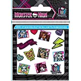 8 MONSTER HIGH BITTY BIT STICKER SHEETS Kids Birthday Party Favors & Party Supplies