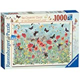 The Country Diary of an Edwardian Lady - Jewels of the Air (butterflies) 1000pc Puzzle