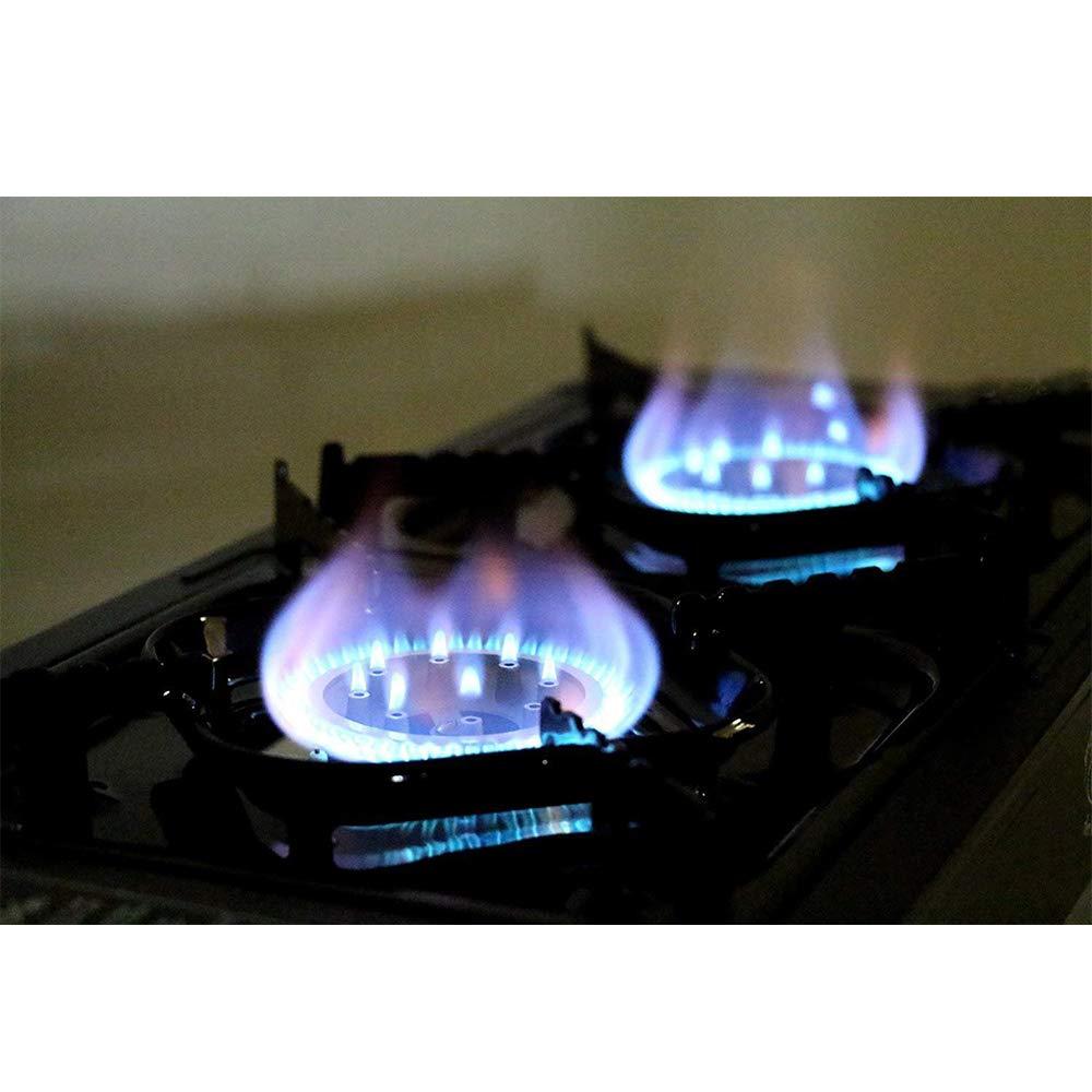 Amazon.com: Thaweesuk - Estufa portátil de doble gas butano ...