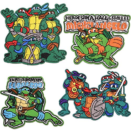 How to buy the best ninja turtles iron on patches?