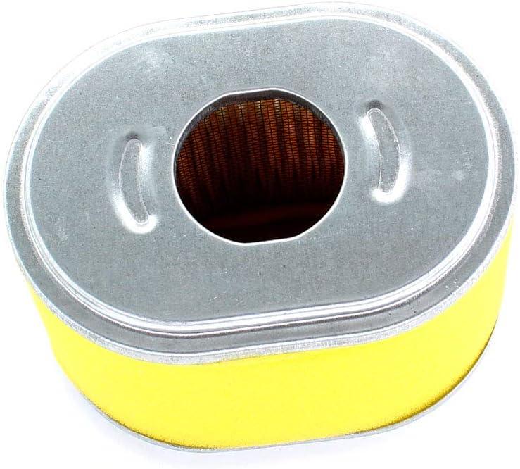 AISEN Air Filter Air Filter Insert for Scheppach HP1100S /& HP1300S Vibrating Plate