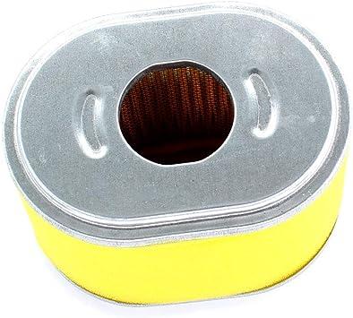 Aisen Luftfilter Filter Luftfiltereinsatz Für Scheppach Hp1100s Hp1300s Rüttelplatte Baumarkt