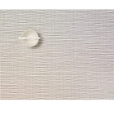 Chilewich Silver Woven Lattice Placemat 0117-LATT-MICH