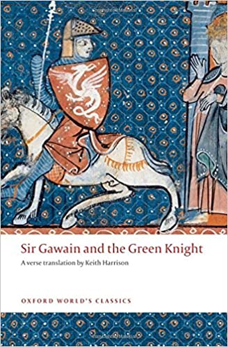 Image result for sir gawain and the green knight keith harrison