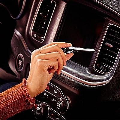 Armor All 18538 FRESHfx Car Air Freshener Vent Stick (Classic Cotton, 4 count), 0: Automotive