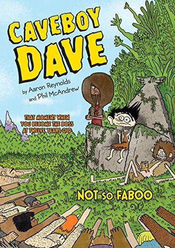 Caveboy Dave: Not So Faboo -