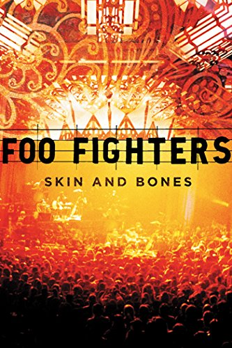 Book Foo Fighters - Foo Fighters: Skin and Bones