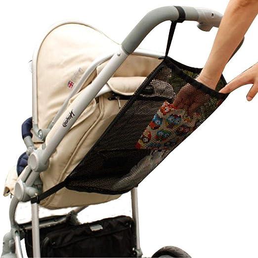 Baby Trolley Storage Bag Stroller Cup Carriage Pram Buggy Organizer Hanging Bag