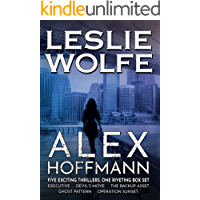 Alex Hoffmann: Five Exciting Thrillers, One Riveting Series (English Edition)
