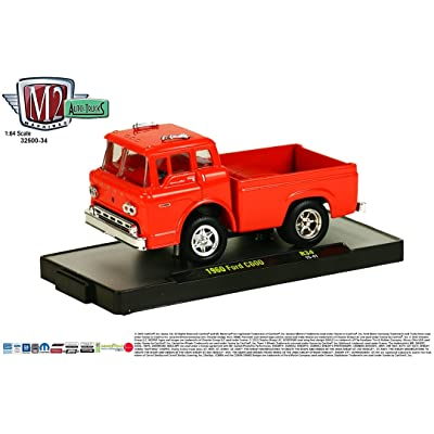 1960 FORD C600 * Auto-Trucks Series Release 34 * M2 Machines 2015 Castline Premium Edition 1:64 Scale Die-Cast Vehicle ( R34 15-41 ): Toys & Games