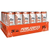 KILL CLIFF Recovery Drink, Blood Orange, 12 Oz Cans, 24 Count; Clean Hydration, Low Cal, Electrolytes, B-Vitamins