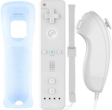 Wii Wireless Remote Motion Controller Und Nunchuk Kamera