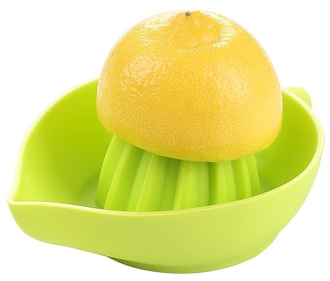 Amazon.com: Yosoo Hand Manual Citrus Juicer Stand Mixer Attachment Grapefruit Lemon Lime Oranges Squeezer Handle and Pour Spout Juicer Strainer(Random ...