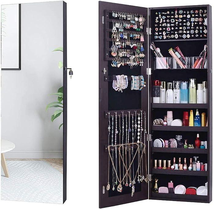 Top 10 Hooker Furniture Floor Mirror With Hidden Storage