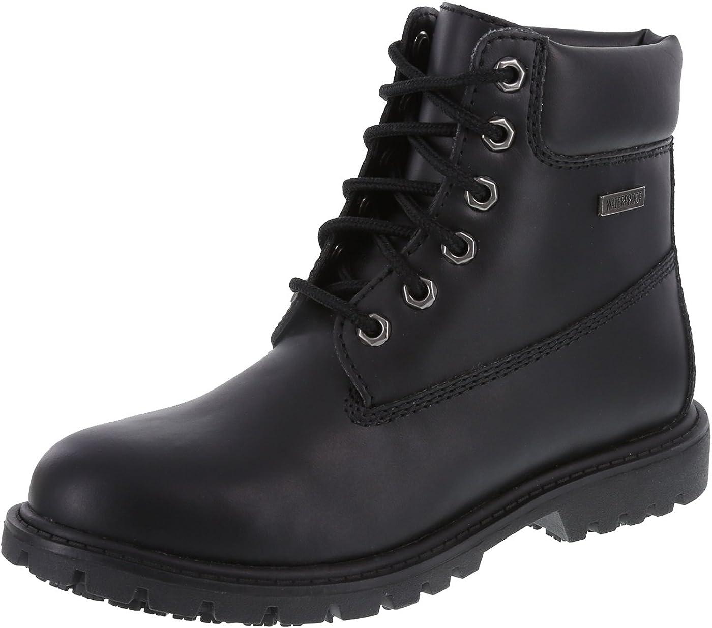 safeTstep Women's Slip-Resistant Antero Work Boot