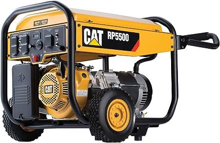 Amazon.com: Cat RP5500 generador portátil, de ...