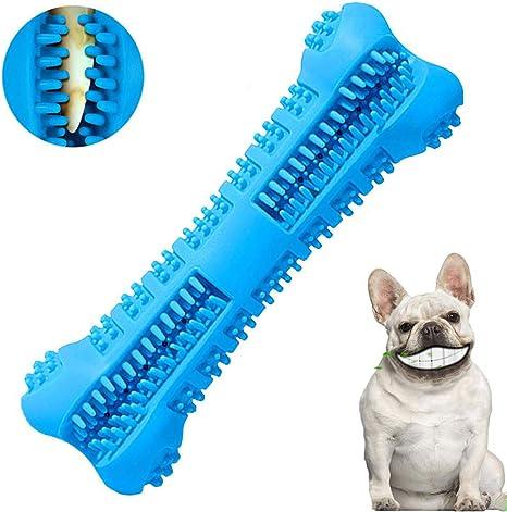 Hianiquaime® Cepillo Dientes Perro Cepillo Juguetes Dental para ...