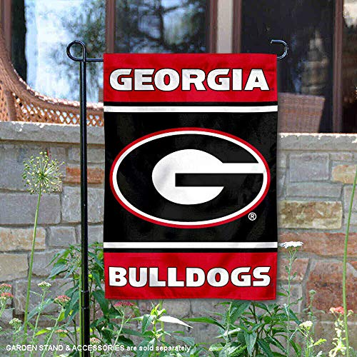 (College Flags and Banners Co. Georgia Bulldogs Garden Flag)