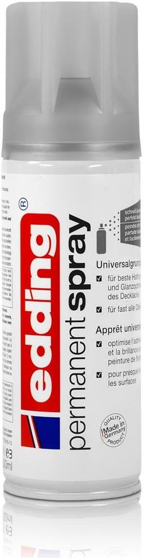 Edding 10050996-5200 Universal de imprimación de pintura en ...