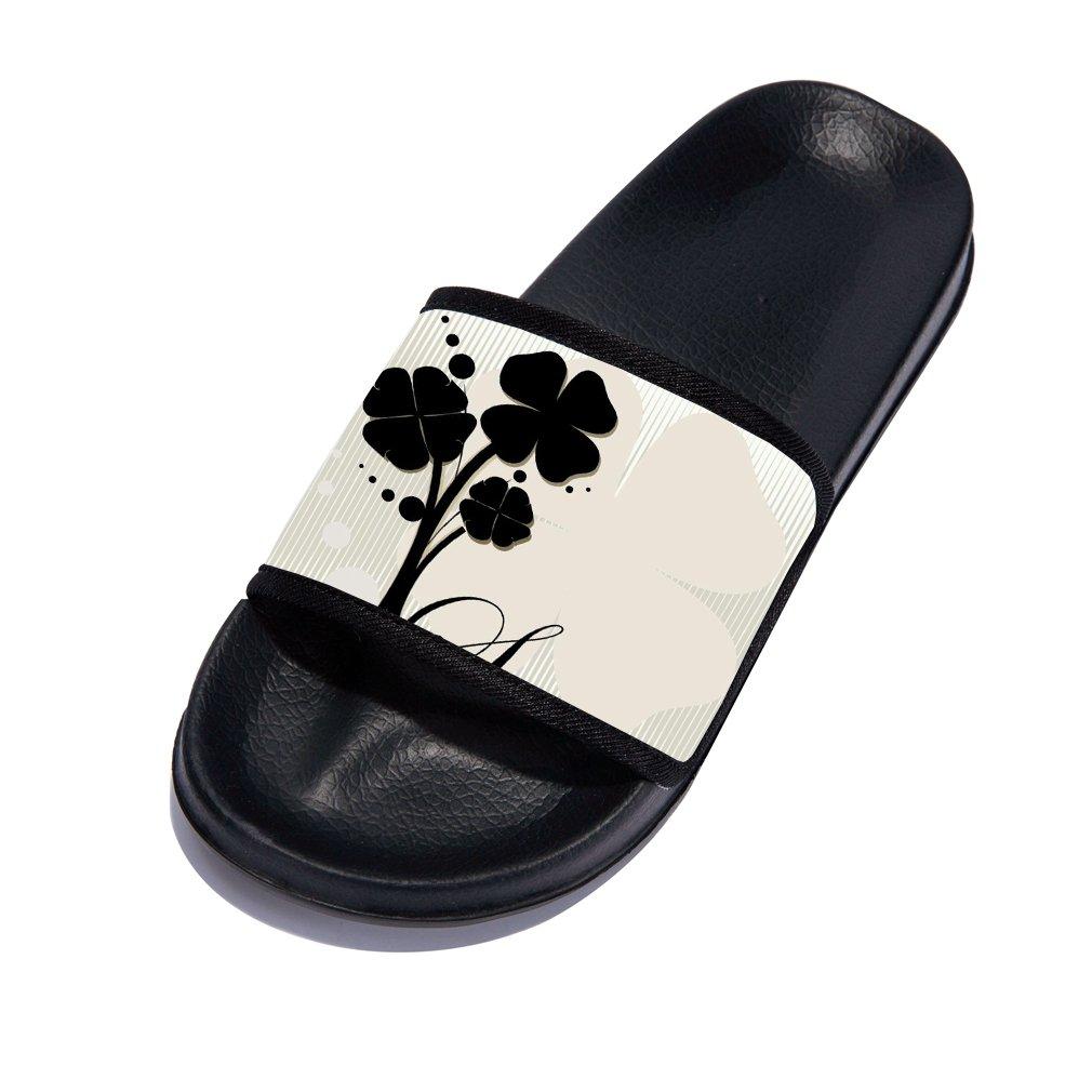 Little Kid//Big Kid GordonKo Boys Girls Beach Sandal Stylish Soft Shower Pool Non-Slip Slipper Shoes