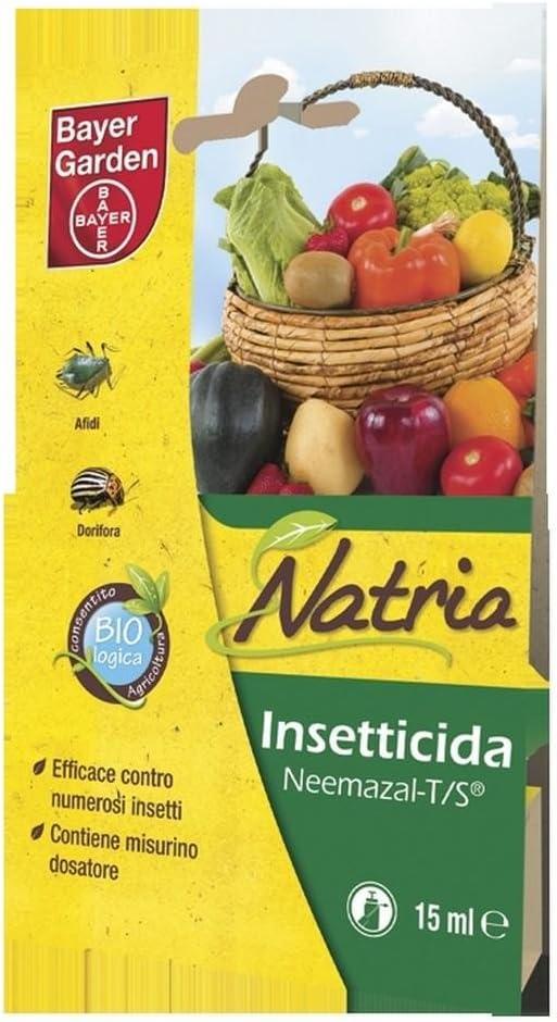 Solabiol 964593 Bayer Natria - Insecticida biológico áfidos de la fruta