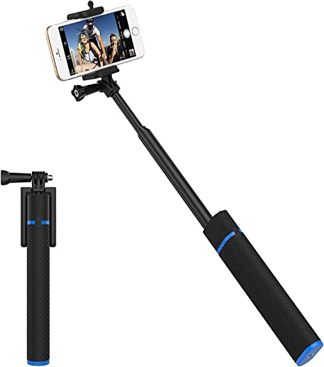 NEW ULTIMATE SELFIE STICK PLUS THE PERFECT ACCESSORIES WIRED /& BLUE TOOTH
