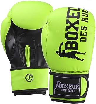 BOXEUR DES RUES Bxt-5206 Boxhandschuhe Aus Kunstleder