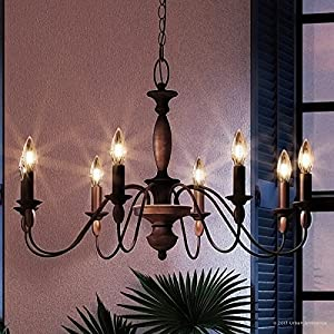 61y9MXuC%2BwL._SS300_ 100+ Beautiful Nautical Themed Chandeliers