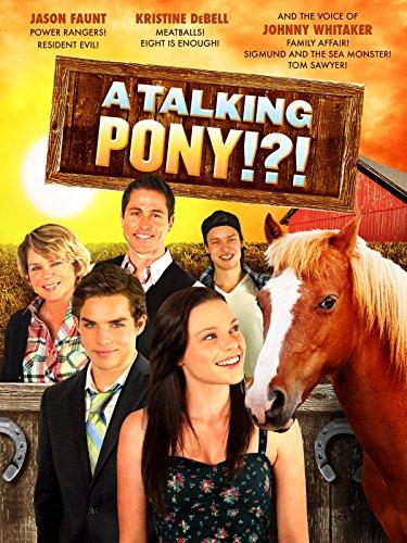 A Talking Pony!?! -