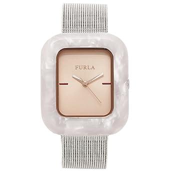 f9403f4e00ac [フルラ] 腕時計 レディース FURLA R4253111502 944080 W505 MI0 00Z PD0 マロンブラウン シルバー [