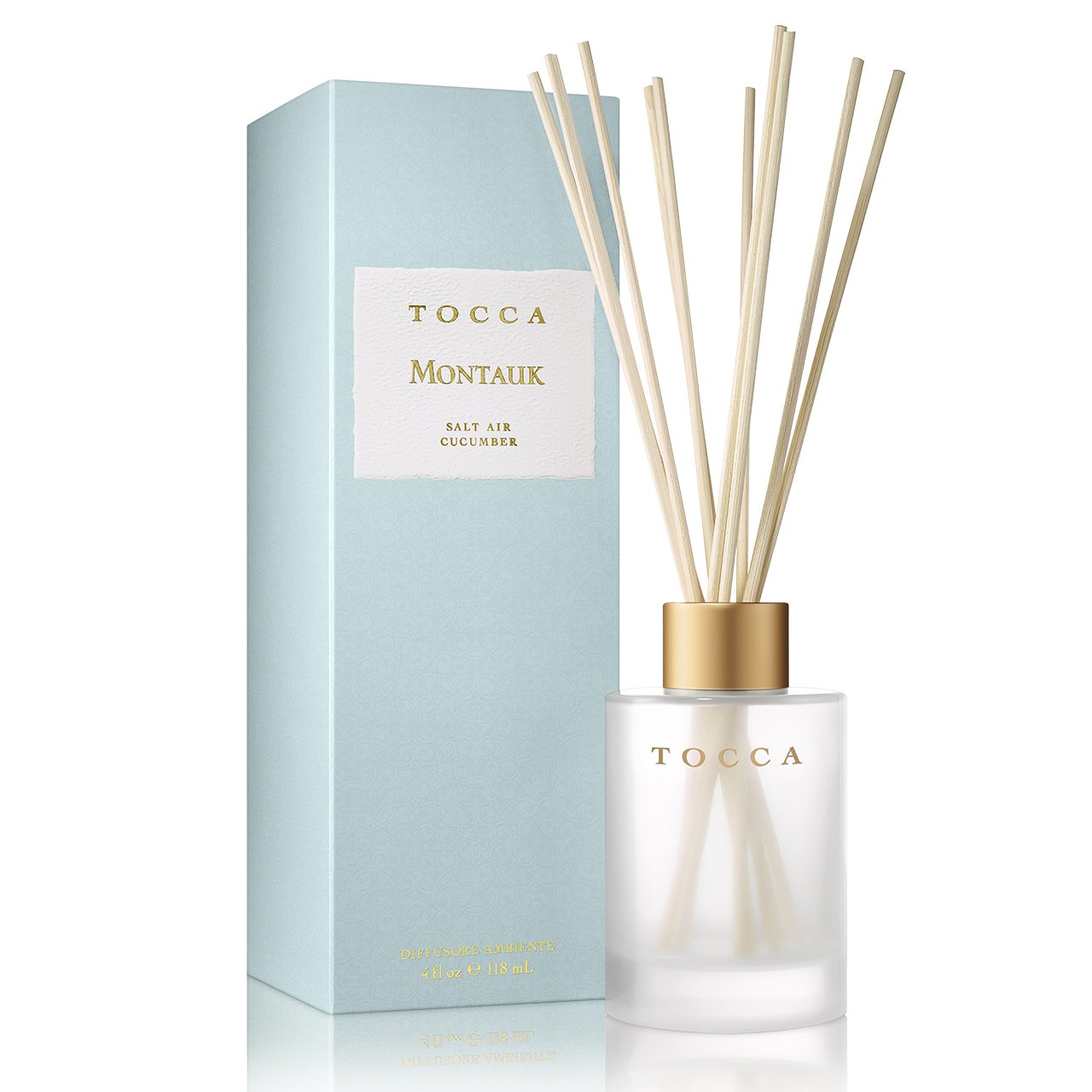Tocca Montauk Salt Air & Cucumber Diffuser by Tocca (Image #1)