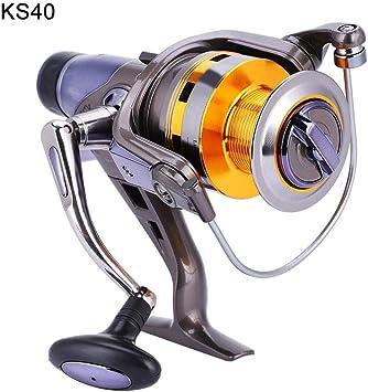 Spinning Fishing para KS Series 8 + 1 Carrete con rodamiento de ...