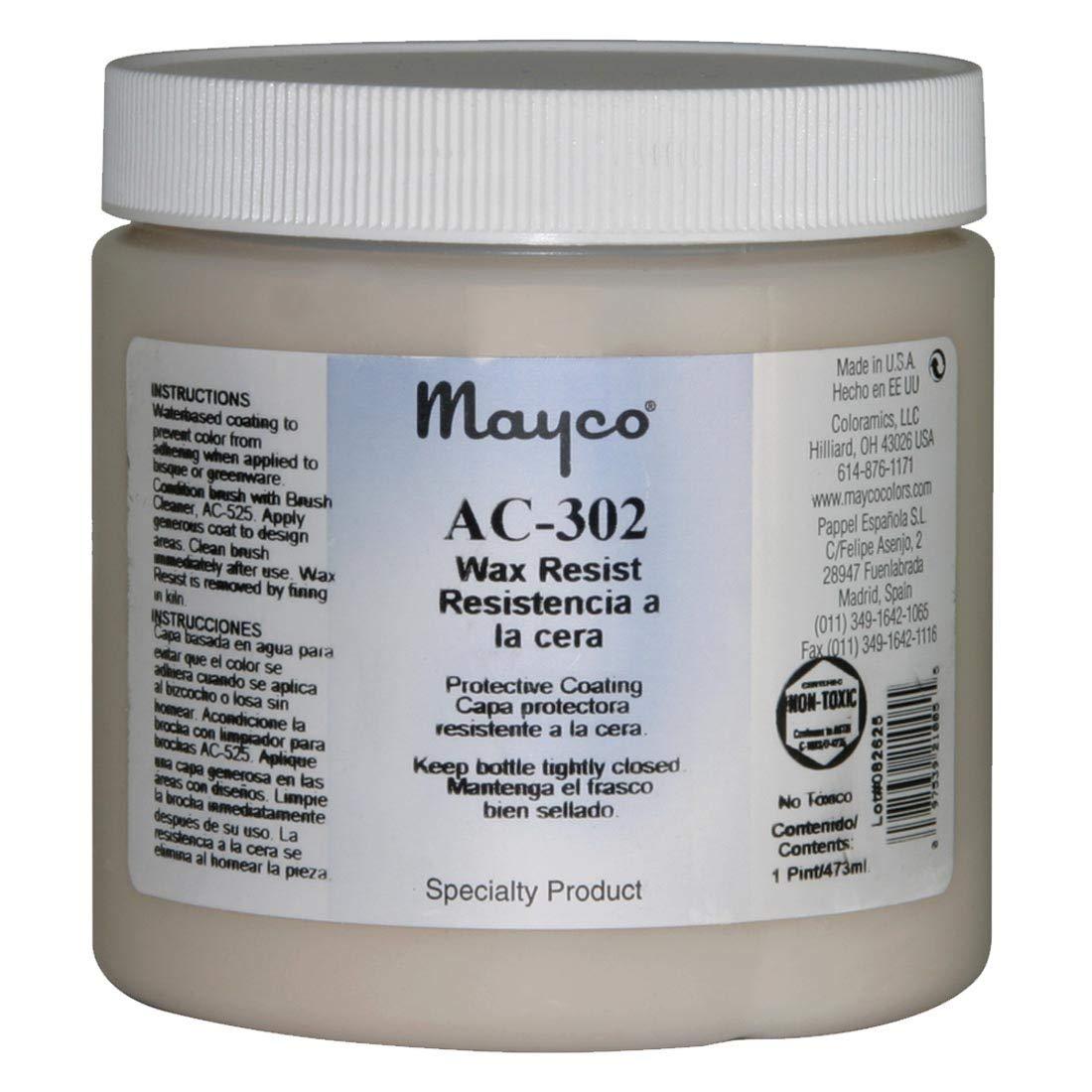 Amazon.com: mayco Gres Glaze – Pinta Verde Opal – 9732672 D ...