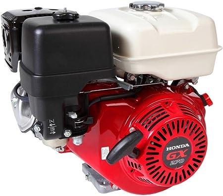 Amazon.com: Motor Honda GX270UT2QA2 9 HP 270 cc de gas de ...