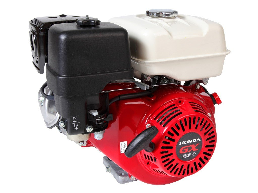 NEW Honda GX270UT2QA2 Engine 9 HP 270cc Gas General Purpose