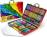 Crayola Inspiration Art Case Coloring Set, Gift for Kids, 140 Art Supplies