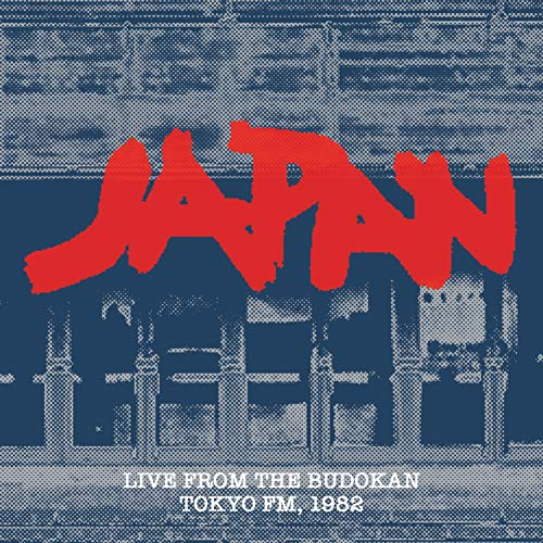 A note on the Live from the Budokan 2CD set