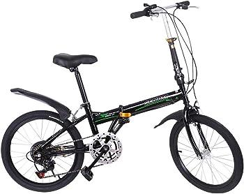 Uluiky 20 Inch 7-Speed Folding Bike